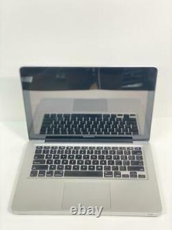 Apple Macbook Pro 13 Core i5 2.5GHz 8GB RAM 256GB SSD MacOS Catalina