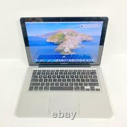 Apple Macbook Pro 13 Core i5 2.5GHz 8GB RAM 500GB HDD MacOS Catalina
