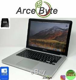 Apple Macbook Pro 13 Intel Ssd 256 Ram 4gb Grado A- Fatturabile Ricondizionato