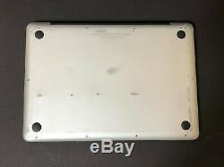 Apple Macbook Pro 13 / Intel i5 2.5GHZ / 8GB RAM / 1TB HD / 2 YEARS WARRANTY