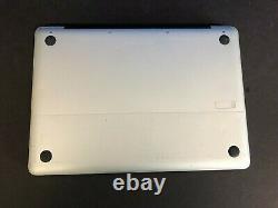 Apple Macbook Pro 13 Laptop / 2GHZ 8GB RAM + 120GB SSD / 1 Year Warranty
