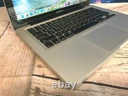 Apple Macbook Pro 13 Laptop Core i5 500GB HD OSX-2017 2 YR WARRANTY