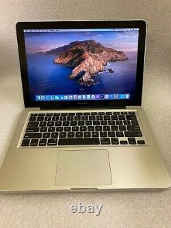 Apple Macbook Pro 13 Laptop i5 GHz 8GB RAM 1TB HDWARRANTY OS 2019