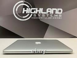 Apple Macbook Pro 13 RETINA 2015-2016 2.7GHz i5 / 8GB RAM / 512GB SSD / WARRANTY