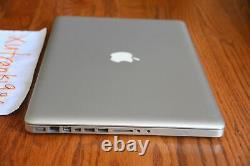 Apple Macbook Pro 15 2012 i7 Quad 2.3-3.3GHz 16GB 1TB SSD NVIDIA 650M 100 cyc