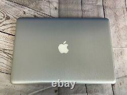 Apple Macbook Pro 15 Laptop 4GB RAM + 120GB SSD MAC OS 1 YR WARRANTY