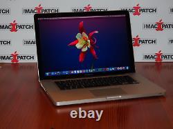 Apple Macbook Pro 15 Laptop i7 / 16 GB RAM + 2 TB Drive! / OS 2018 / EXTRAS