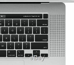 Apple Macbook Pro 16 Intel Core i9 16GB RAM 1TB 2019 Silver MVVM2LL/A