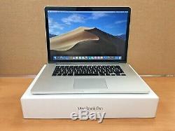 Apple Macbook Pro 2.5 GHz Core i7, 16GB Ram, 500 SSD, R9 Graphics, 2015. (P39)