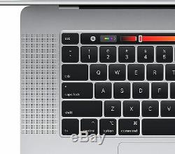 Apple Macbook Pro Touchbar 16 I7-9750h 16 512gb Ssd 5300m Silver Mvvl2ll/a