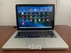Apple Macbook pro 13 2.5GHz intel core i5 2012 8GB RAM 500GB HDD