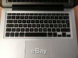Apple Macbook pro 13-Inch Core I5 2.3, 4 GB, New 120 GB SSD Early 2011