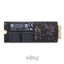 Apple Samsung 1TB SSUBX SSD MZ-KPV1T00/0A4 -Heatsink MacBook Mac Pro 2013