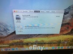 Apple Silver MacBook Pro13 500GB HDD/ Intel i5 /8GB RAM/MacOS High Sierra 2017