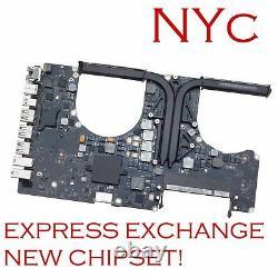 Exchange Macbook Pro 17 A1297 820-2914-b 2011 Logic Board Repair New Gpu Reball