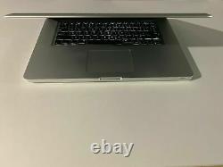 MACBOOK PRO 15 LAPTOP INTEL CORE 2.5GHz 500GB WARRANTY MAC