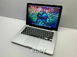 MacBook Pro 13 Apple Laptop USED 1TB 8GB RAM MacOS WARRANTY