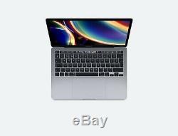 MacBook Pro 13 Retina Touch Bar ID Apple 2.0ghz i5 Quad-Core 16gb 512GB NEW