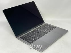 MacBook Pro 13 Touch Bar Space Gray 2017 3.1 GHz i5 8GB 256GB SSD Good Condition