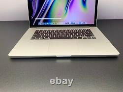 MacBook Pro 15 Retina 3.2GHZ Turbo i7 16GB RAM 1TB SSD WARRANTY OS-2018