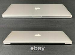 MacBook Pro 15 Retina i7 Quad 4.0GHz Turbo 16GB 512GB SSD Big Sur 2020