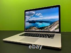 MacBook Pro 15 inch Laptop / QUAD CORE i7 / 500GB SSD / Retina / 3 YR WARRANTY