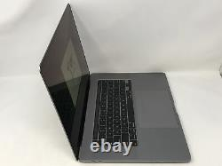 MacBook Pro 16-inch Space Gray 2019 2.3GHz i9 16GB 1TB SSD Very Good Condition