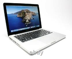 MacBook Pro 2012 13 Core i5 2.5GHz 8GB RAM NEW 512GB SSD 450 Battery Cycles