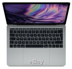 MacBook Pro 2017 MPXQ2D/A spacegrau 13,3 Core i5 2,30GHz 128GB SSD 8GB Ram OVP