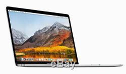 MacBook Pro 2017 spacegrau Touchbar 15,4 Core i7, 2TB SSD, 16GB Ram, Radeon 560