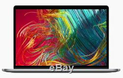 MacBook Pro 2018 MR932D/A 15,4 Core i7, 256GB SSD, 16GB, Radeon 555X, OVP, 2019