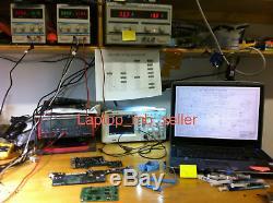 MacBook Pro A1278 A1286 A1297 Logic Board Water Damage Repair Service