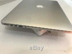 MacBook Pro Retina 15 Mid 2015 I7 2.8GHZ 16gb 256GB SSD Radeon R9 M370X 2gb
