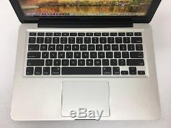 Macbook Pro 13.32.4GHz 2.3GHz intel Core i5 2011 8GB RAM 500GB HHD Full Apps