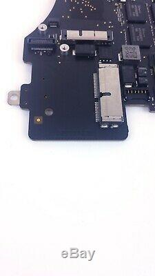 Macbook Pro 15 A1398 Mid 2015 I7-4770HQ 16GB Logic Board 820-00138-A 661-02524