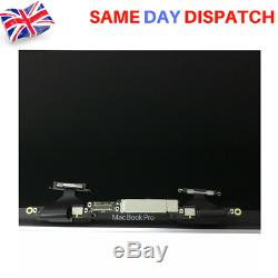 NEW Apple MacBook Pro 13 A1706 A1708 2016 2017 Retina LCD Screen Assembly Grey