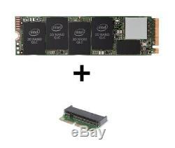 NEW Intel 660P 2TB M. 2 SSD + Sintech + Mojave for Apple MacBook Pro & Mac Pro
