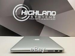 RETINA MACBOOK PRO 15 TURBO 3.2GHZ i7 8GB RAM 1TB SSD WARRANTY OSX-2019