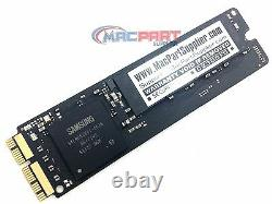 13 15 Apple Macbook Pro Retina Early MID 2015 Pcie Ssd 512 Go A1398 / A1502