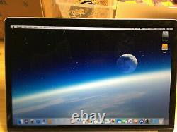 15 Macbook Pro Retina A1398 Affichage D'écran Assemblage LCD Fin 2013 MI 2014 / C
