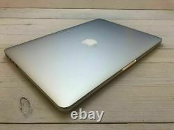 2015 / 2016 Apple Macbook Pro 13 Retina 3.1ghz Core I7 16 Go Ram 1 To Ssd