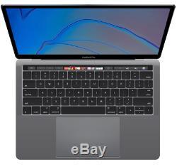 2019 13 Macbook Touch Pro Bar 1.4ghz Intel Core I5 / 8 Go / 128 Go Flash / Espace Gris