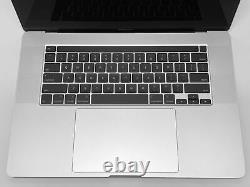2019 16 Macbook Pro 2.3ghz I9 8-core/16 Go Ram/1tb Flash/5500m 8go/argent