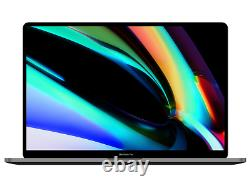 2019 Apple 16 Macbook Pro 2.4ghz I9 8-core/32go/1tb Flash/5500m 8gb/space Gray