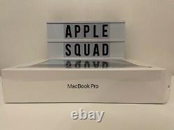 2020 Macbook Pro 13 M1 8c Gpu Cpu 8 Go Ram 512 Go Ssd Space Gray New Uk Rrp £1499