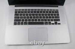 2020 Os Macbook Pro 15 Retina Laptop Quad I7 16 Go 512 Go Ssd + 3 Garantie Yr