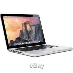 2,53 Apple Macbook Pro 13 MID 2009 C2d Mc118ll / A 4 Go 160 Go A1278 Mac
