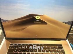 9 Gen 2,60 6 De Base 16 Go D'apple Macbook Pro 15,4 Ssd 256 Go Spacegrau 2019 A +