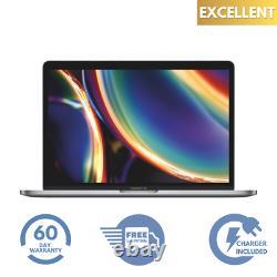 Apple 13,3 Macbook Pro Touch Bar 8 Go Ram Ssd Espace Gris Mlh12ll/a 2016