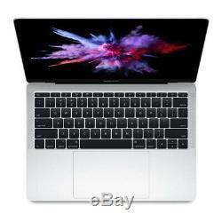 Apple 13,3 Pouces Macbook Pro Ssd De 128 Go (espace Gris, MI 2017) (renouvelé)